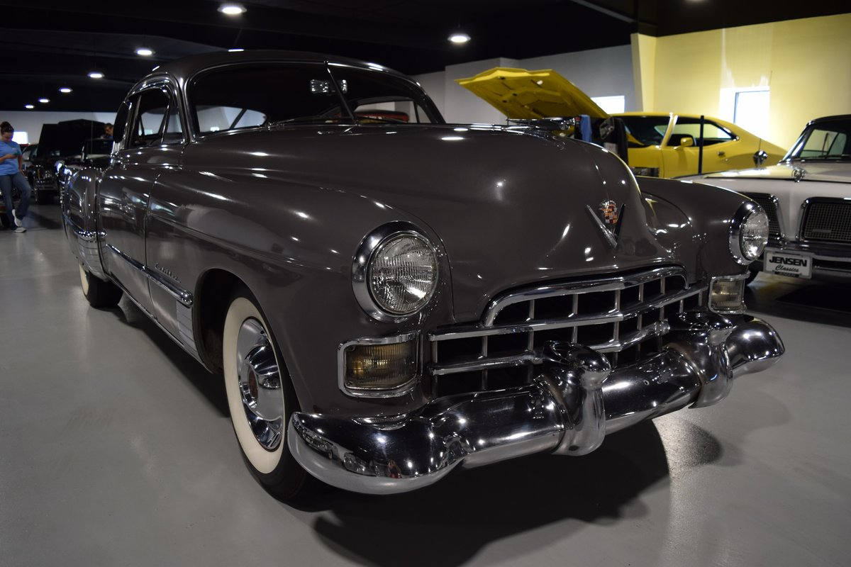 1948 Cadillac Series 62 Club Coupe For Sale (picture 6 of 6)
