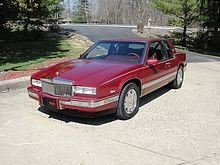 1990 Cadillac Seville Sedan Red Project Needs Motor $1k obo For Sale