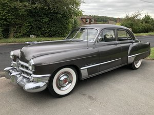 1949 CADILLAC SERIES 62 SEDAN 331 V8 AUTO For Sale
