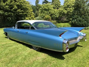 1960 CADILLAC FLEETWOOD SIXTY SPECIAL 390 V8 AUTO For Sale