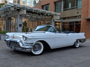 1957 Cadillac Eldorado Biarritz - Lot 635 For Sale by Auction