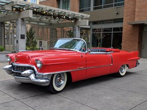 1955 Cadillac Eldorado Convertible - Lot 932 For Sale by Auction