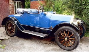 1914 CADILLAC 40/50HP ROADSTER For Sale by Auction