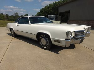 1970 Cadillac Eldorado Coupe  For Sale by Auction