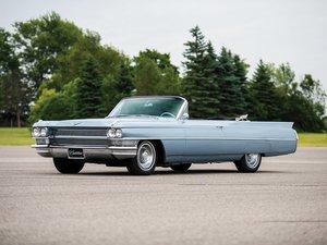 1964 Cadillac Series 62 Convertible