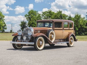 1931 Cadillac V-16 Seven-Passenger Imperial Sedan by Fleetwo For Sale by Auction