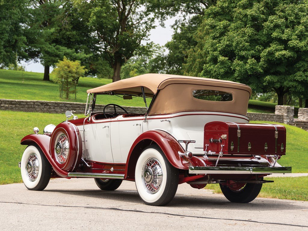 1931 Cadillac V-12 Phaeton  For Sale by Auction (picture 2 of 6)