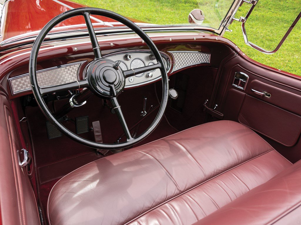 1931 Cadillac V-12 Phaeton  For Sale by Auction (picture 4 of 6)