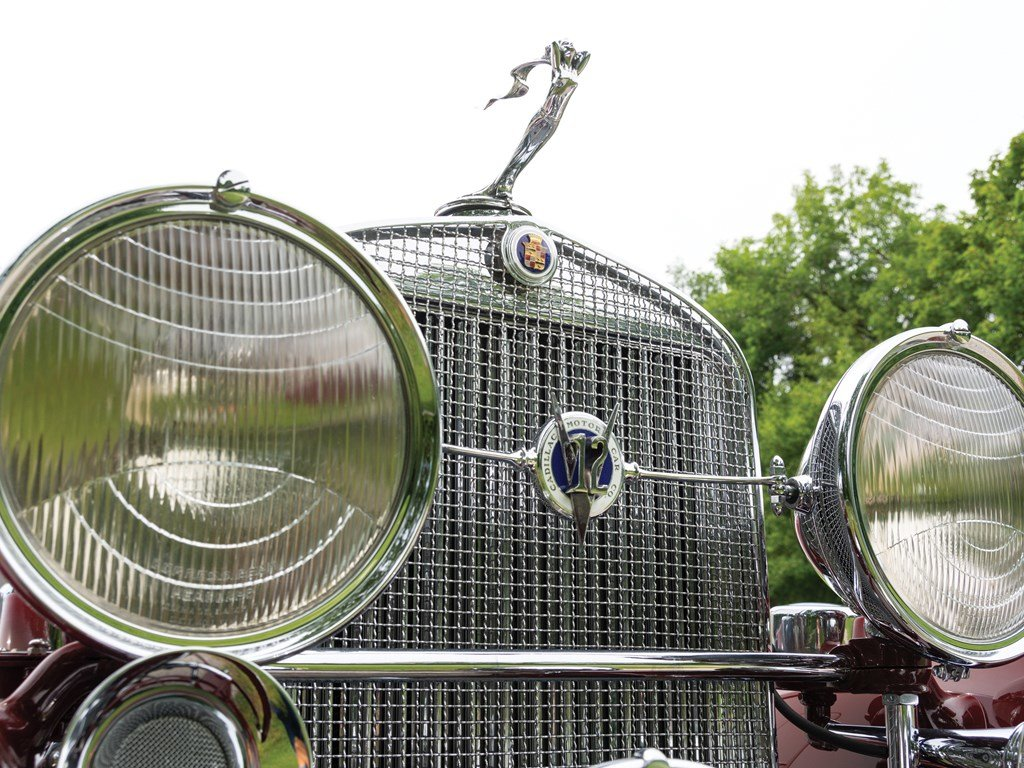 1931 Cadillac V-12 Phaeton  For Sale by Auction (picture 6 of 6)