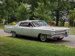 1964 Cadillac Eldorado Biarritz Convertible  For Sale by Auction