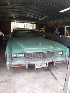 Picture of 1976 Cadillac Eldorado Convertible (St Augustine, FL)