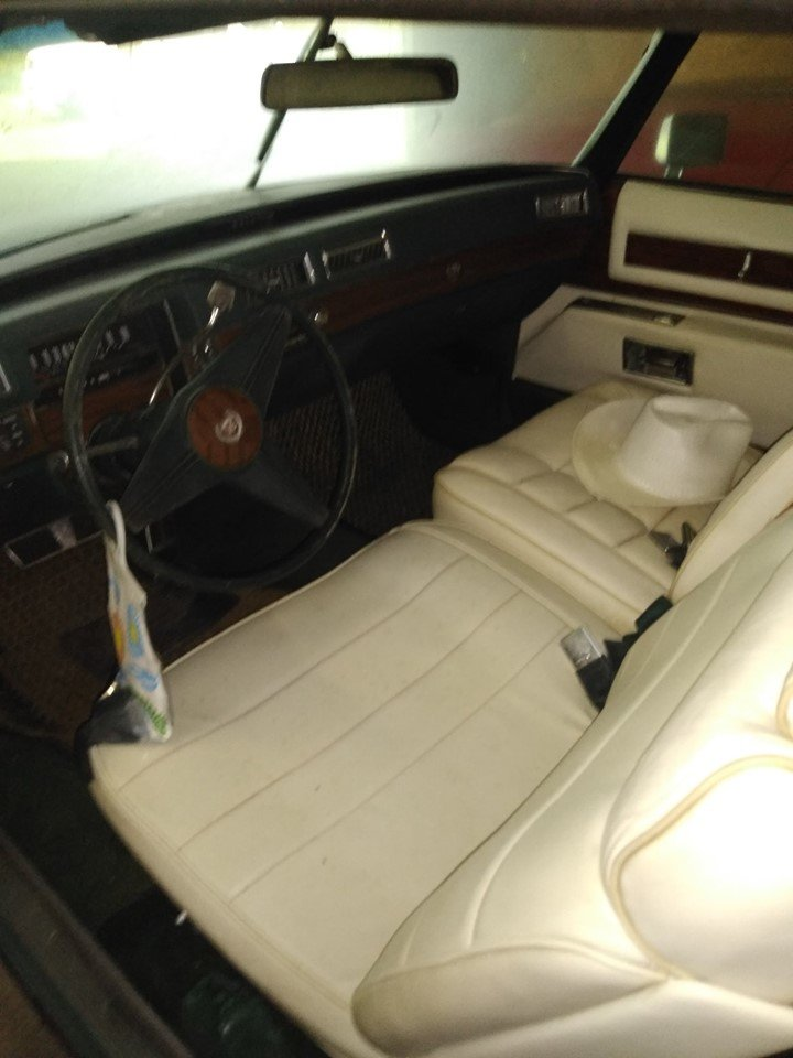 1976 Cadillac Eldorado Convertible (St Augustine, FL) For Sale (picture 6 of 6)