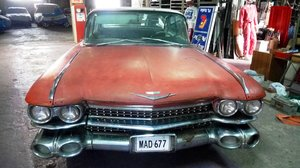 1959 Cadillac Deville V8 For Sale