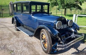 1924 CADILLAC V-63 LIMOUSINE For Sale by Auction