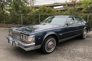 1982 Cadillac Seville NO RESERVE - Lot 908 For Sale by Auction