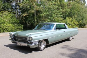1963 Cadillac Coupe De Ville - Lot 942 For Sale by Auction
