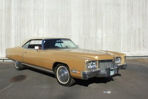 1972 Cadillac Eldorado Convertible - Lot 969 For Sale by Auction