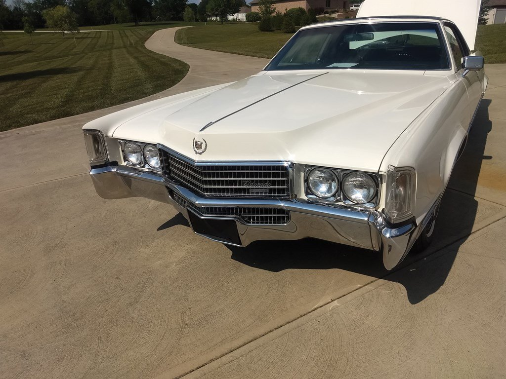 1970 Cadillac Eldorado Coupe  For Sale by Auction (picture 2 of 5)