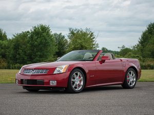 2005 Cadillac XLR  For Sale by Auction
