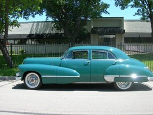 1947 Cadillac 62 4DR Sedan For Sale