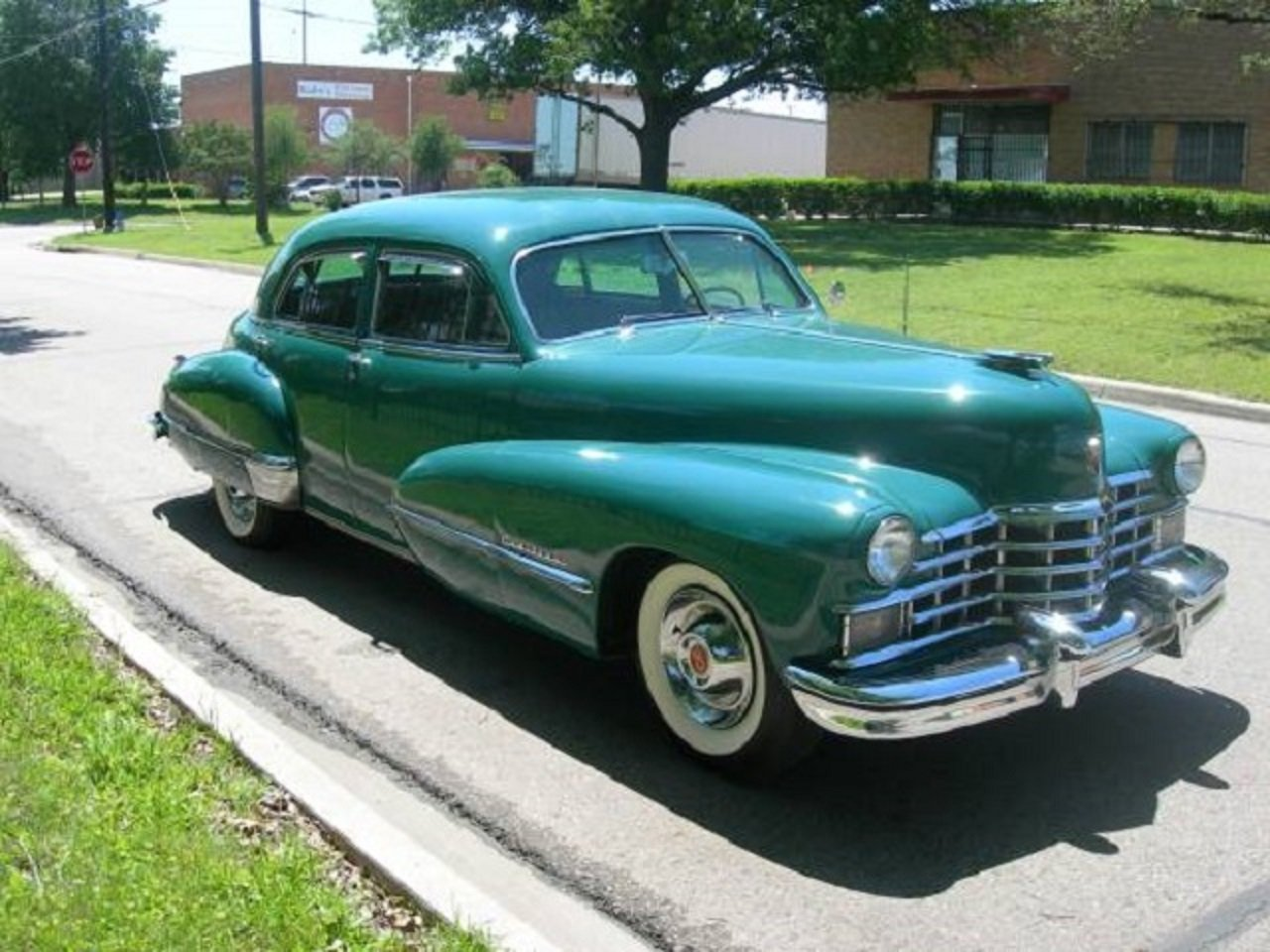 1947 Cadillac 62 4DR Sedan For Sale (picture 2 of 6)