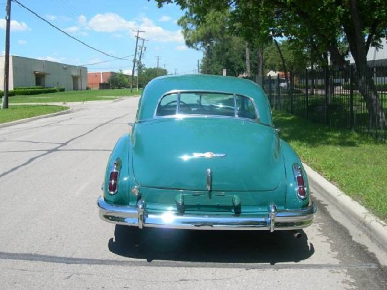 1947 Cadillac 62 4DR Sedan For Sale (picture 3 of 6)
