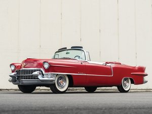 1955 Cadillac Eldorado Convertible  For Sale by Auction