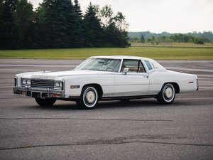 1978 Cadillac Eldorado Biarritz Coupe  For Sale by Auction