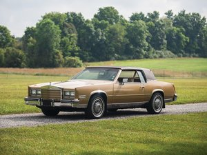 1985 Cadillac Eldorado Coupe  For Sale by Auction