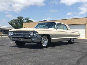 1962 Cadillac Series 62 Coupe DeVille  For Sale by Auction