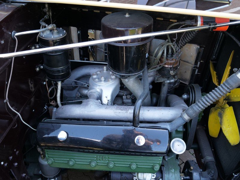 1931 Cadillac V8 Roadster Model 355A by Fleetwood For Sale (picture 4 of 6)