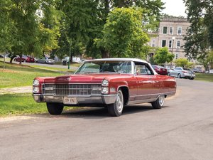 1966 Cadillac Eldorado Convertible  For Sale by Auction
