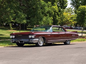 1960 Cadillac Eldorado Brougham  For Sale by Auction