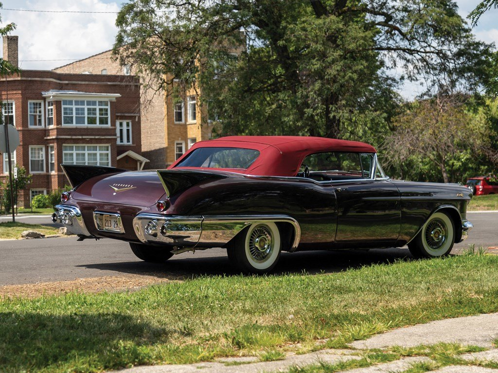 1957 Cadillac Eldorado Biarritz Convertible  For Sale by Auction (picture 2 of 6)