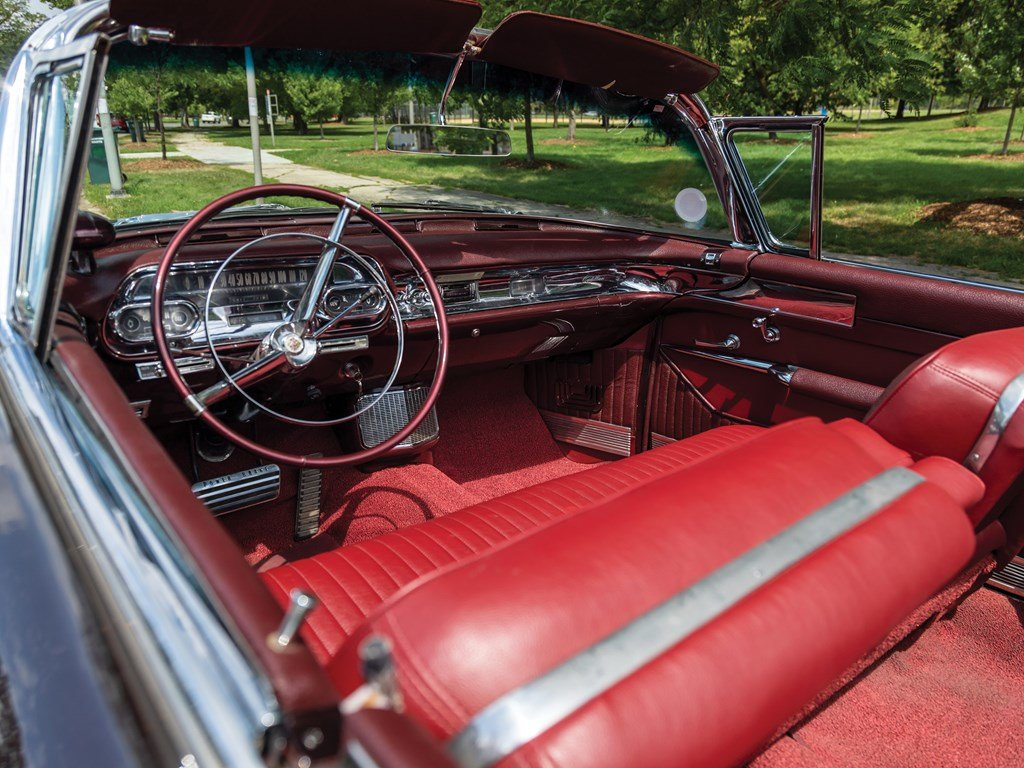 1957 Cadillac Eldorado Biarritz Convertible  For Sale by Auction (picture 4 of 6)