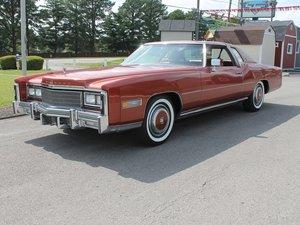 1977 Cadillac Eldorado  For Sale by Auction
