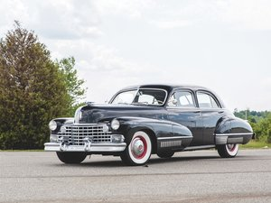 1942 Cadillac Series 60 Special Sedan by Fleetwood For Sale by Auction