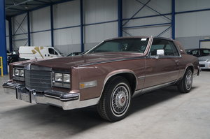 CADILLAC ELDORADO, 1983 For Sale by Auction