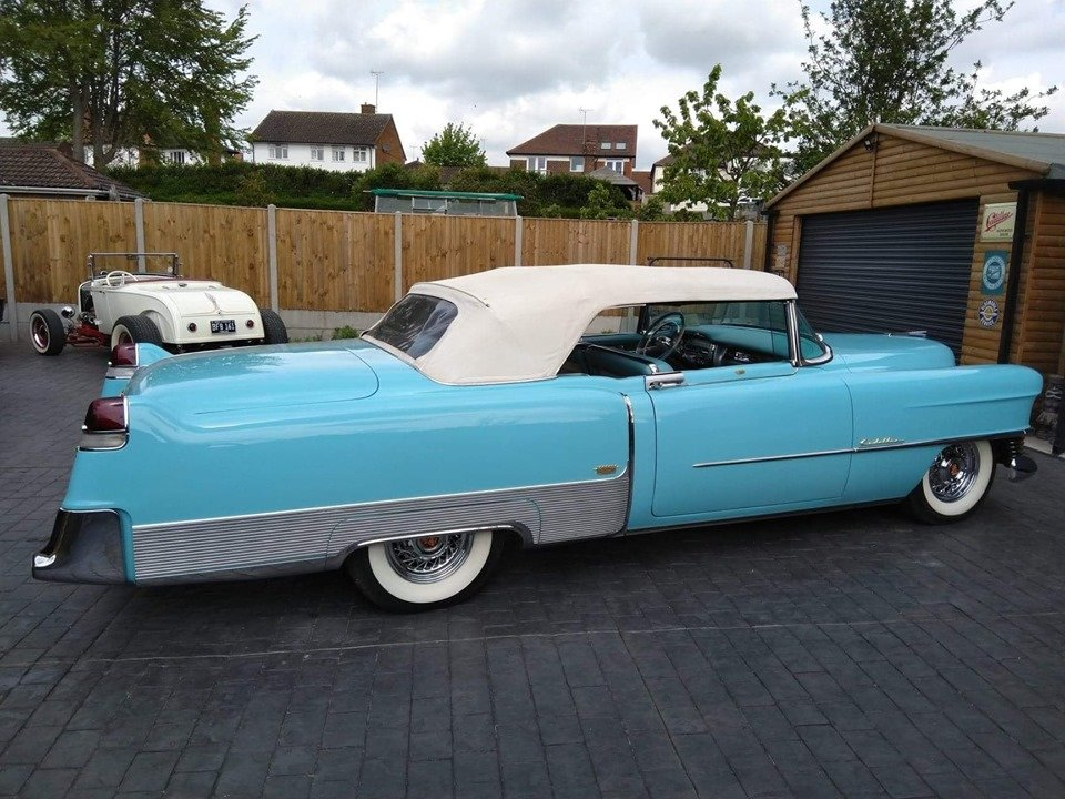 Stunning 1954 Cadillac Eldorado Convertible PX Welcome For Sale (picture 2 of 6)