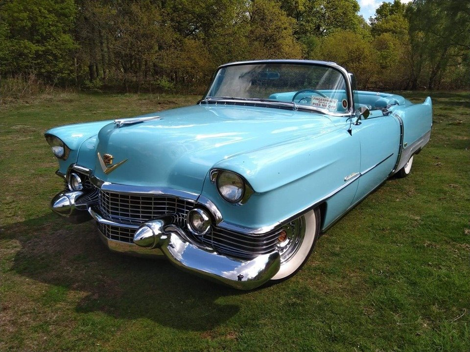 Stunning 1954 Cadillac Eldorado Convertible PX Welcome For Sale (picture 3 of 6)