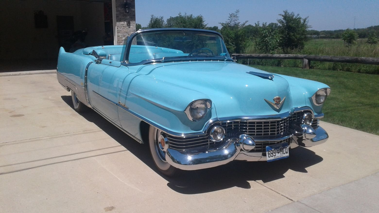 Stunning 1954 Cadillac Eldorado Convertible PX Welcome For Sale (picture 4 of 6)