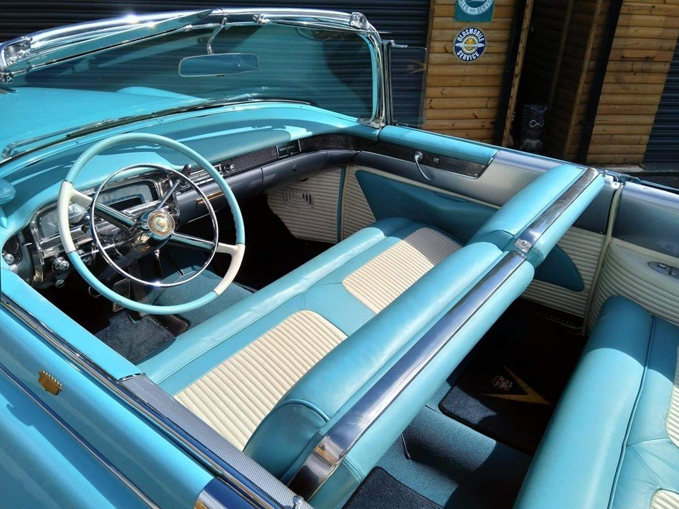 Stunning 1954 Cadillac Eldorado Convertible PX Welcome For Sale (picture 5 of 6)