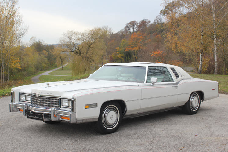 Cadillac Eldorado Biarritz Coupe 1978 For Sale (picture 1 of 6)