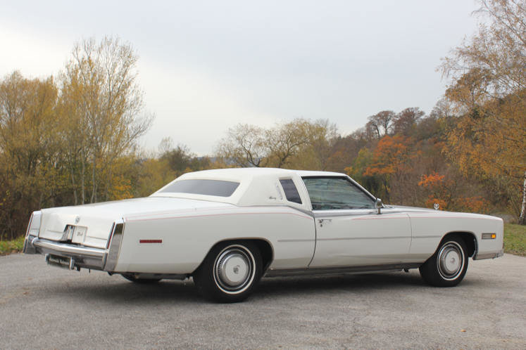 Cadillac Eldorado Biarritz Coupe 1978 For Sale (picture 3 of 6)
