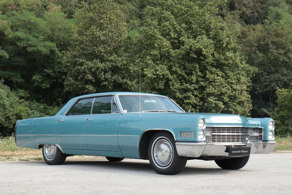 Cadillac Deville 4-door Hardtop 1966 For Sale (picture 2 of 6)