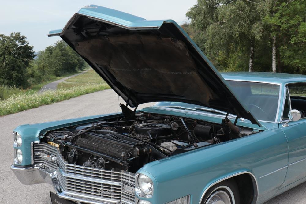 Cadillac Deville 4-door Hardtop 1966 For Sale (picture 6 of 6)