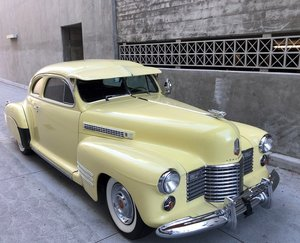 1941 CADILLAC SERIES 61 SEDANETTE For Sale