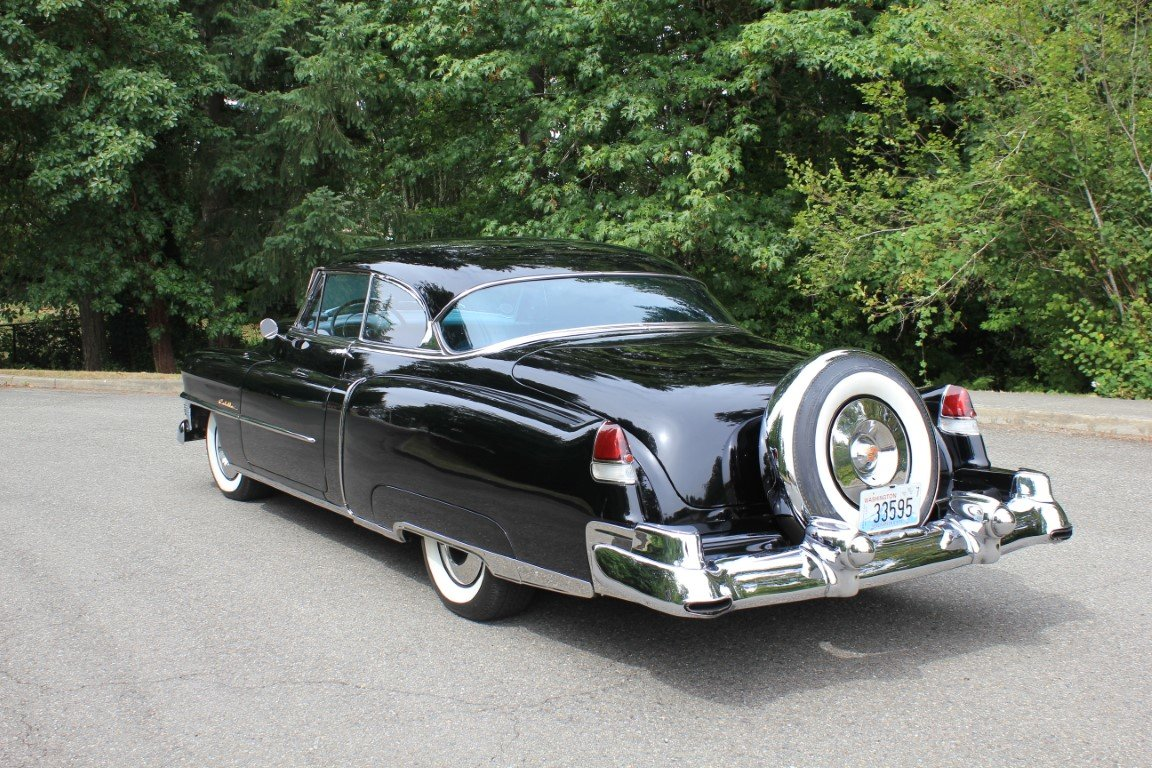 1953 Cadillac Coupe Series 62 For Sale (picture 3 of 6)