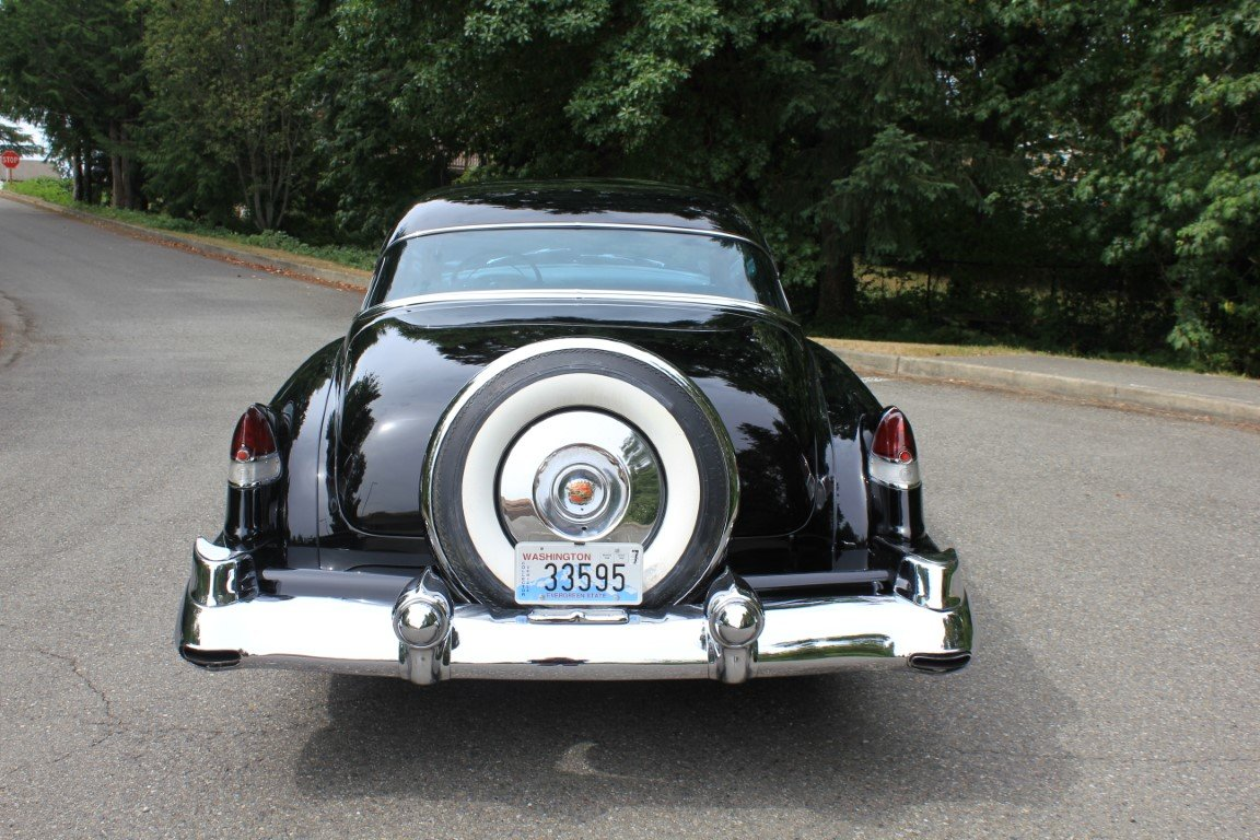 1953 Cadillac Coupe Series 62 For Sale (picture 4 of 6)