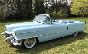 1955 CADILLAC SERIES 62 CONVERTIBLE For Sale